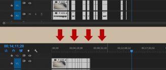 【Premiere Pro】空白を一気に埋める、リップル一括削除の方法 【ギャップを詰める】