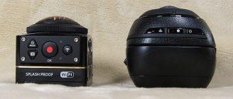 Kodak PIXPRO SP360 4K 個人開封レビュー