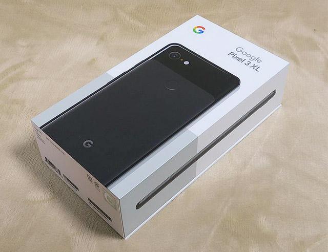 Google Pixel 3 XLを買った