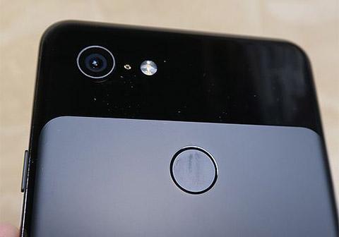 Google Pixel 3 XLのレンズ