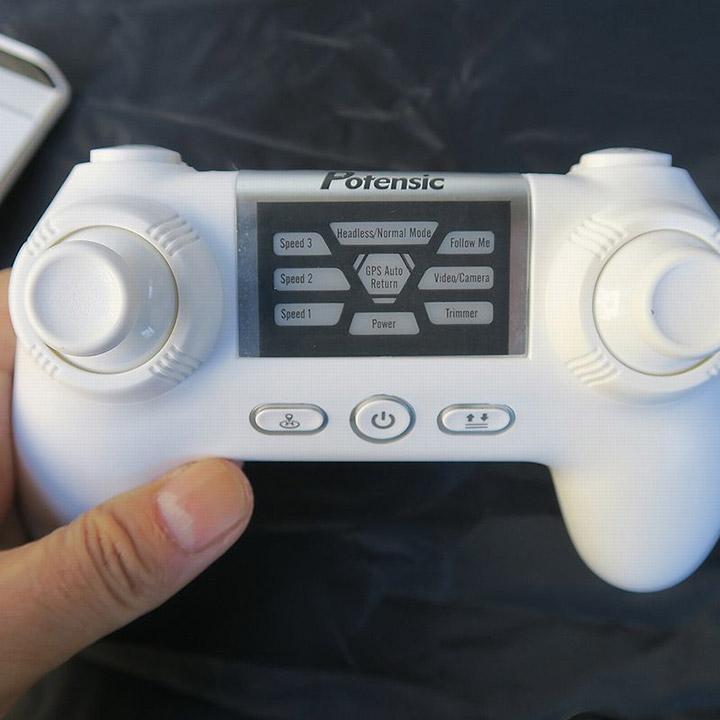 Potensic T25 プロポ コントローラー