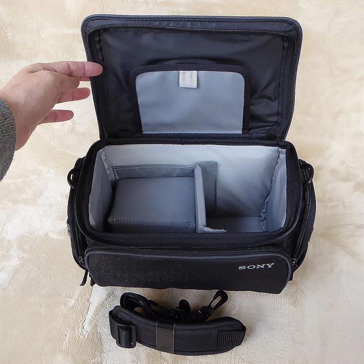 ACC-QMCV7 カメラバッグ