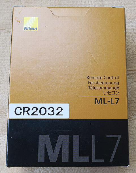 リモコン ML17