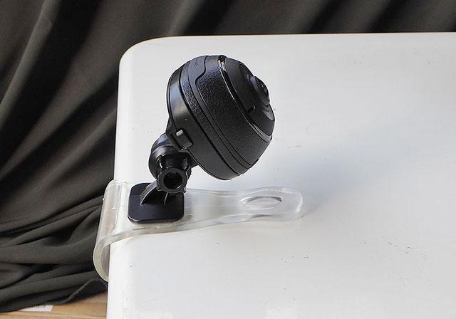 daction360 ドラレコをカメラとして使う