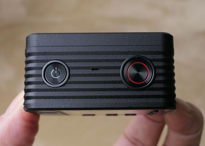 SONY DSR RX0 ボタン