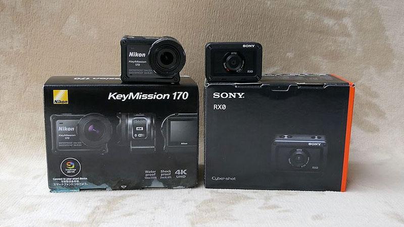 DSR RX0 KeyMission170