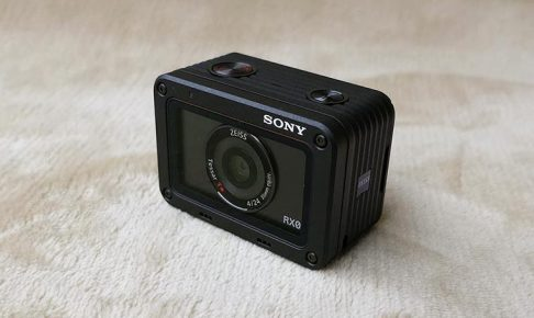 SONY DSR RX0