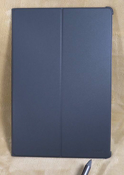 MediaPad M5 Proに付属のケース