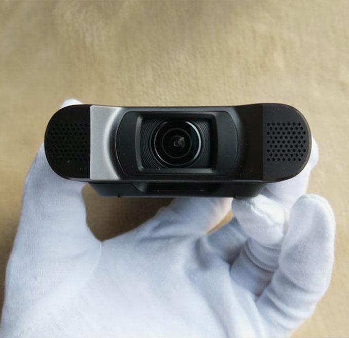 Canon Ivis mini Xのレンズ