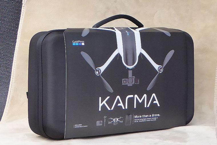 KARMA HERO6 ケース
