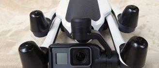 個人レビュー GoPro HERO6搭載 Karmaドローン購入