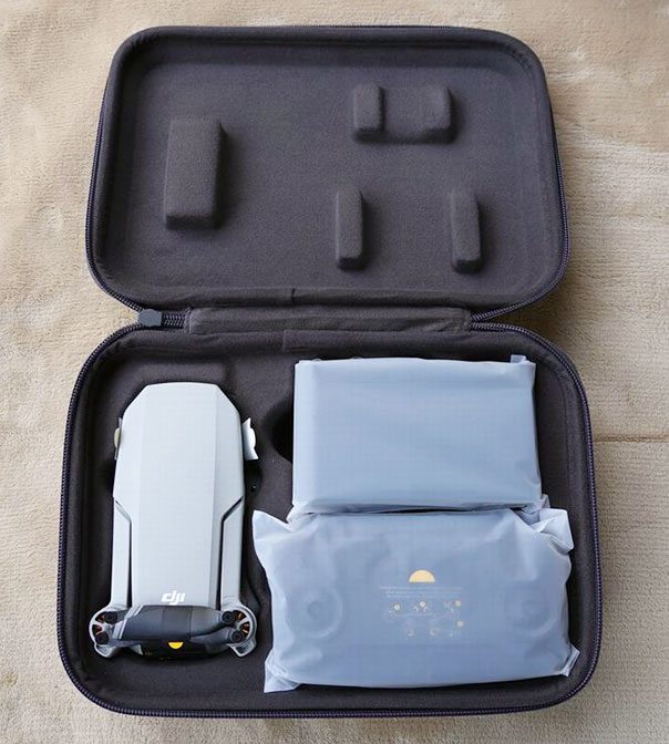 DJI Mavic Miniのケース