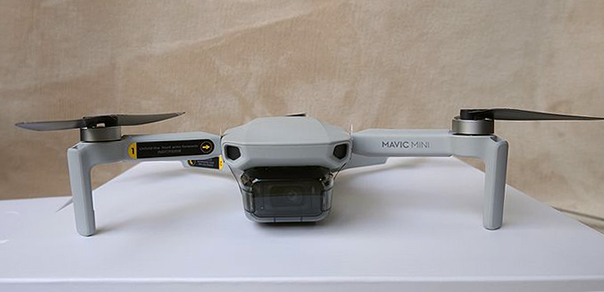 DJI Mavic Mini カメラ