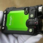 購入 開封レビュー OLYMPUS STYLUS TG-Tracker