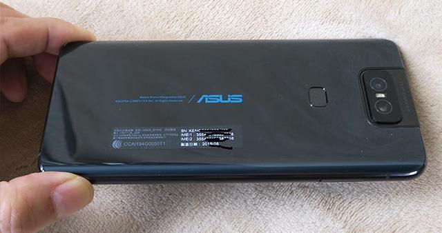 ZenFone 6の購入レビュー