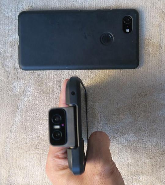 ZenFone 6 隠し撮り