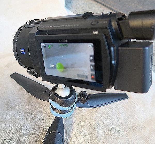 ZenFone 6の動画撮影