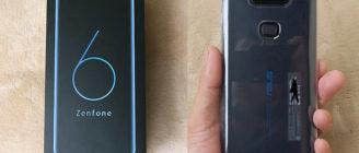 【ASUS】 ZenFone 6 個人開封レビュー 【フリップカメラ】