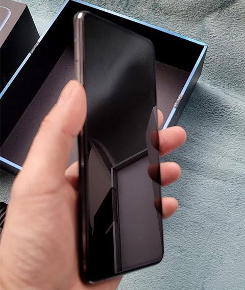 Zenfone7 Pro開封
