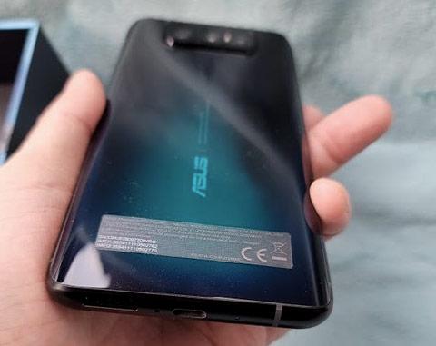 Zenfone7 Pro購入