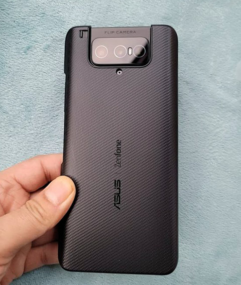 Zenfone7 Proカメラレビュー